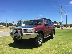 1997 Nissan Patrol Wagon 4x4 Manual Dual fuel Maddington Gosnells Area Preview
