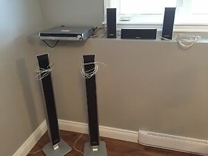 Panasonic Home Theatre system SA-RT50