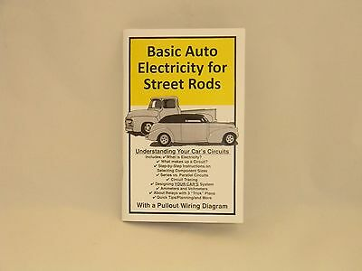 Basic Auto Electrical wiring For your hot rod,street rod or Muscle car/ How-to