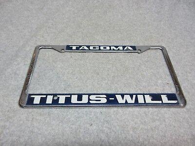 Black License Plate Frame Got Hockey Auto Accessory 799