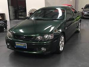 2004 Ford Falcon XR6 JUST BEEN RESPRAYED Ute Arundel Gold Coast City Preview