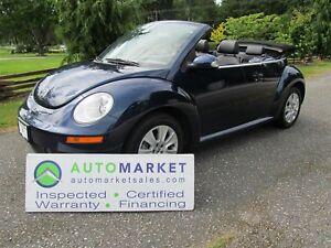 2008 Volkswagen Beetle Mint, Auto, Insp, Warr