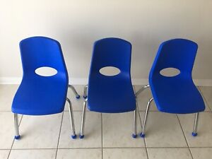 Scholar's Choice Stackable Chairs