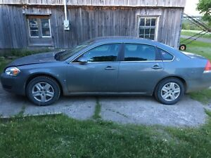2008 Chevy Impala With A/C