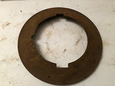 Hard To Find Seed Plate Spacer Plate 976-i Burch Plow Wks Evansville