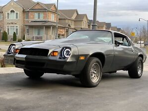 1978 CHEVROLET CAMARO LT 400 CRATE ENG, FULLY BUILT