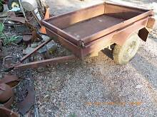7X4 BOX TRAILER RUST AT FRONT TRAILER NO REGO Londonderry Penrith Area Preview