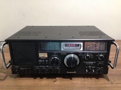 Panasonic 10BAND FM/AM/SW1-8  Receiver Model No RF-4800, Excellent.