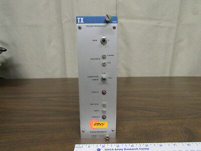 Tracor Northern 1252 Tx Pulse Processor Nim Bin Module Plugin