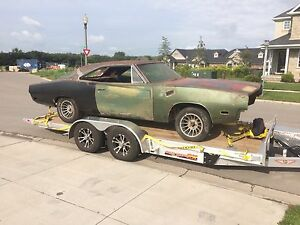 WANTED - 69 Dodge Charger donor or parts car