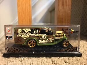 2011  Hot Wheels Dream Halloween  Blown Delivery