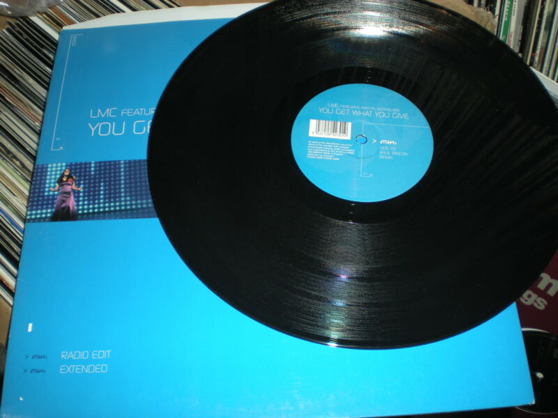 LMC featuring Rachel McFarlane You Get What You Give VINYL Trick Babies P Rincon