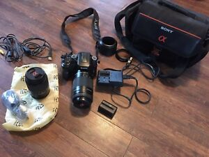 Sony camera bundle