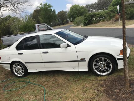 Bmw 318i Page Belconnen Area Preview