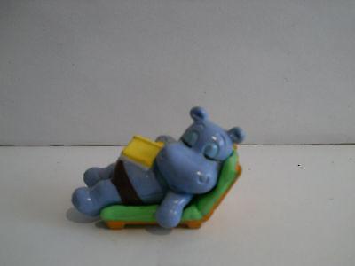Gebraucht, Ü-ei-Die Happy Hippos auf dem Traumschiff 1992-6 gebraucht kaufen  Duderstadt