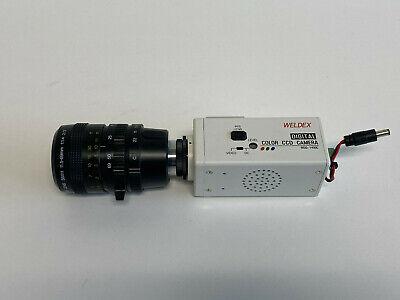 Weldex Wdq-1400c W Rainbow Tv Zoom Lens