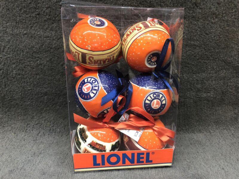 lionel 9-21014 Christmas Balls