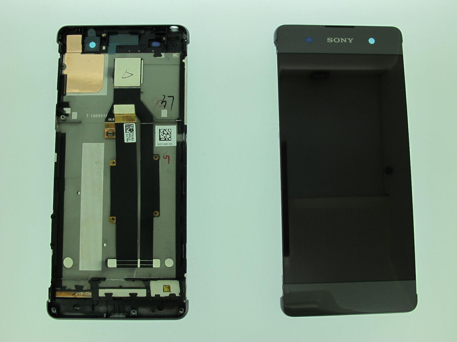 Sony Xperia Xa Lcd Screen Display Digitizer Touch Original Genuine Black Uk
