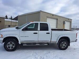 2004 Dodge Ram cummins Laramie crew cab 3500