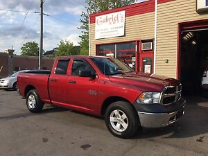 2015 Dodge Power Ram 1500 ST Pickup Truck QUAD CAB 140