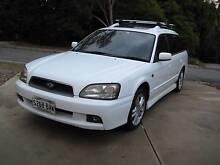 2002 Subaru Liberty Wagon Heritage 2.5 Automatic Bridgewater Adelaide Hills Preview
