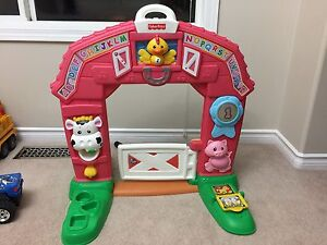Fisher-Price Laugh & Learn Smart Stages Home Pla