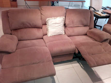2 Piece Reclining Chair in Excellent condition | Sofas | Gumtree ...