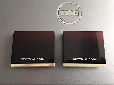 Kevyn Aucoin The Creamy Glow Blush X 2 Pravella & Liquifuschia Damaged