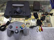 Nintendo 64 Console Package + 1 Controller & Leads + Warranty!!! Perth Region Preview