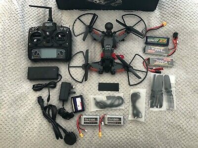 Walkera Runner 250 pro Racing RTF FPV Drone with Full HD Camera & FPV Goggles
