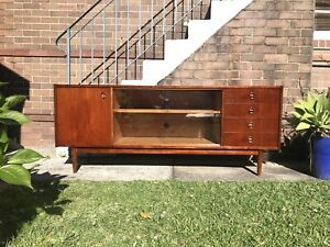 Mid Century Retro Vintage Teak Parker sideboard