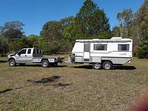Bushtracker Caravan 99 model. Tewantin Noosa Area Preview
