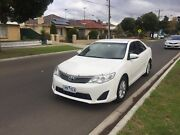 2012 Toyota Camry ASV50R Altise Silver 6 Speed Sports Automatic Sedan Tarneit Wyndham Area Preview