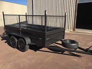 10X5 HI SIDE 600MM CAGE HEAVY DUTY 1Y PRIV REGO 1Y WARRANTY $3100 Blue Mountains Preview