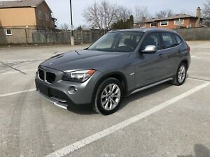 2012 BMW X1 NAV!! PANO ROOF!! NO ACCIDENTS!!