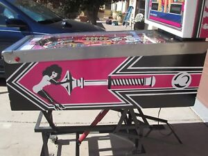 Bally playboy pinball project wanted any shape