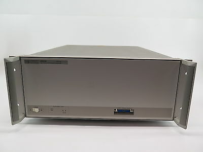 Agilent Hp 83624a 2 - 20 Ghz 8360 Series Synthesized Sweeper Opt 003 004 008