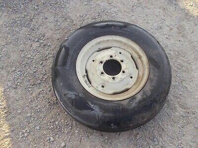 International 460 560 Utility Tractor Ih Front Rim 7.50 X 16 Firestone Tire 6ply