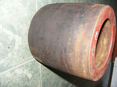 "1 1//2/"" Flat Leather Belting 1//8/"" Thick Gas Engine Motor 1/' Piece"