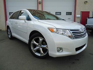 2009 Toyota Venza Limited, AWD, 6 CYL, FULLY LOADED, Leather, Na
