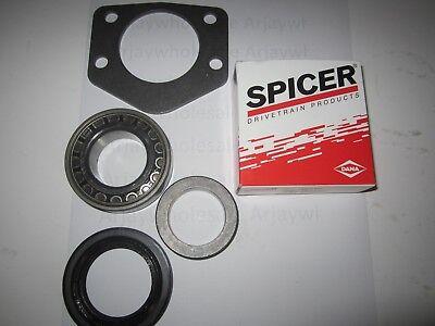 Brake Drum Seal Kit - Jeep Wrangler w/Dana 44 wheel / axle bearing and seal kit for drum brake rear.