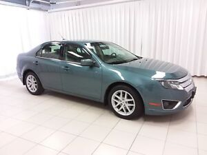 2012 Ford Fusion SEL SEDAN.  GREAT DEAL !! w/ WINDOW VISORS, BUC