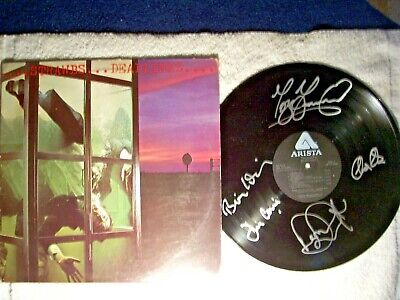 THE STRAWBS 50th Anniversary Autographed Record Vinyl By 5 RARE - $19.99