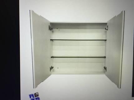 new bathroom cabinet