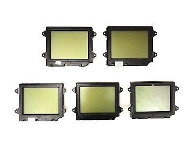 Lot Of 5 Gilbarco Encore Advantage M02636a001 Monochrome Display E300e500