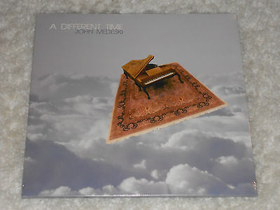 John Medeski-different Time, A Vinyl Lp New