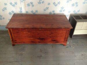 Beautiful large cedar chest