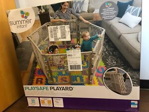 SELLING BRAND NEW PLAYPEN! NEED GONE ASAP!