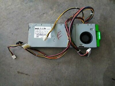 Dell PowerEdge R210 Server 250W Power Supply PSU N250E-S0 NPS250NB A C627N 6HTWP