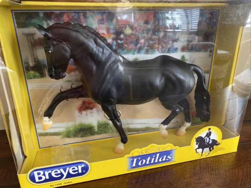 Breyer Traditional Totilas Dressage Superstar Retired NIB